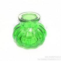 小号阿拉伯水烟南瓜瓶绿色