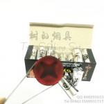 公鸡牌KOKO STAR 直径35毫米阿拉伯水烟炭四星炭 120片盒装