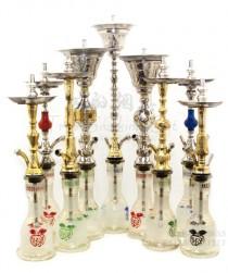 khalil_mamoon纯铜的阿拉伯水烟壶