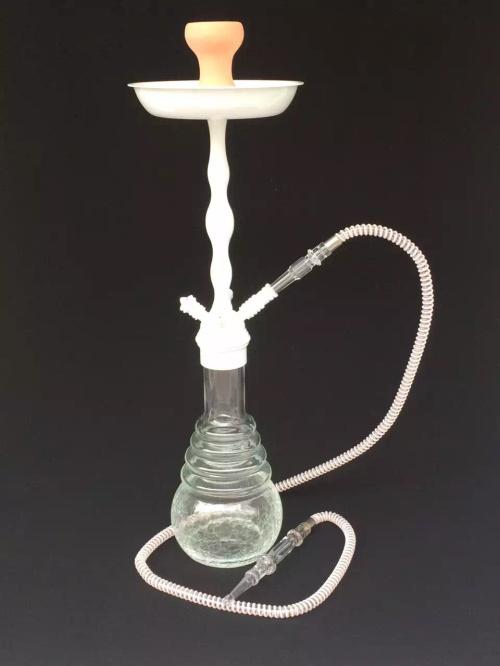大号全锌合金阿拉伯水烟壶