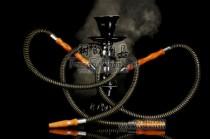 普通铁合金壶+标配烟管