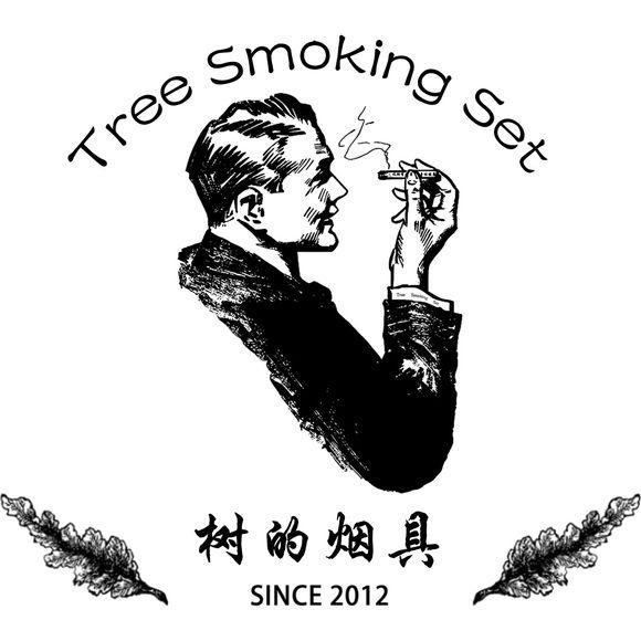 树的烟具LOGO