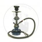 阿拉伯水烟小号单管飞碟壶 黑