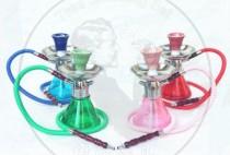 阿拉伯水烟小号单管喇叭壶