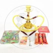 阿拉伯水烟壶小号麻雀黄套餐