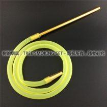硅胶水烟烟管
