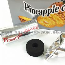 pineapple charcoal