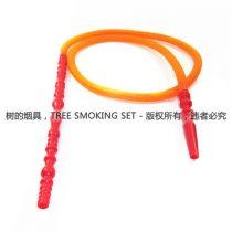 橙色塑料烟管