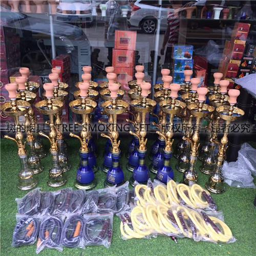 尼泊尔壶 水烟壶 阿拉伯水烟壶