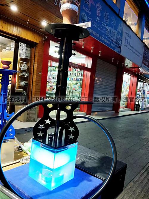 水烟壶 亚克力水烟壶 阿拉伯水烟壶