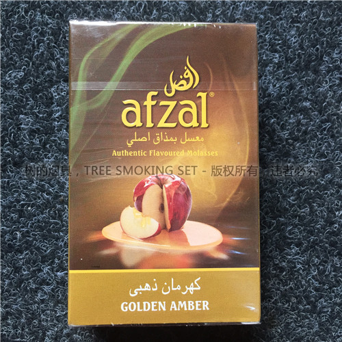 GOLDEN AMBER -- 蜂蜜苹果