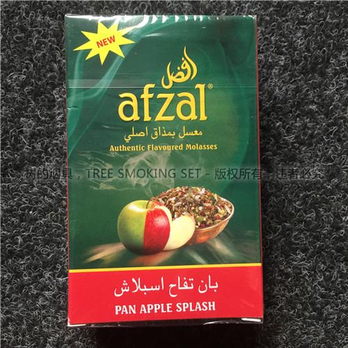 苹果沙拉 -- pan apple splash