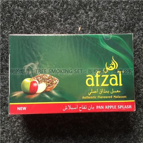 pan apple splash -- 苹果沙拉