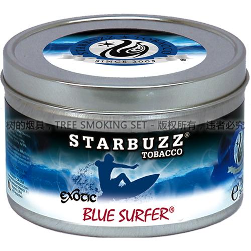 Blue-Surfer