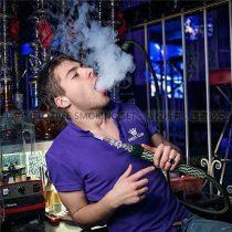 阿拉伯水烟壶大烟雾