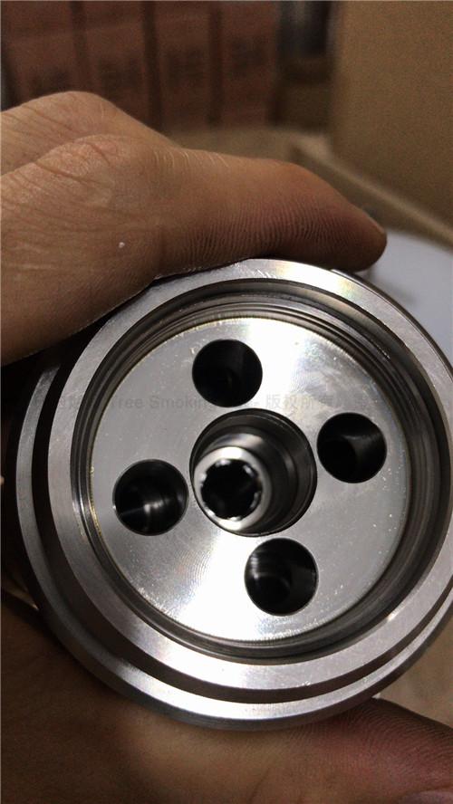 MIG stainless steel hookah