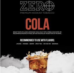 zero cola