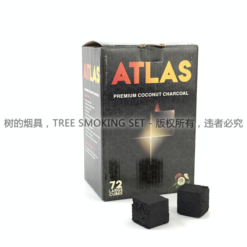 ATLAS coconut shell Charcoal06
