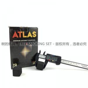 ATLAS coconut shell Charcoal08