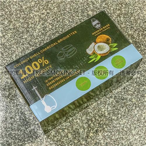 hookahboss coconut shell Charcoal08